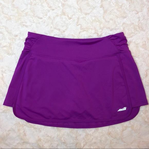 Avia Pants - Avia Medium Fuchsia Tennis Skort